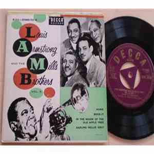 Louis Armstrong, The Mills Brothers - Louis Armstrong And The Mills Brothers Vol. 2 download