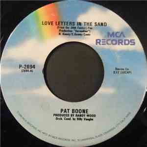 Pat Boone - Love Letters In The Sand download