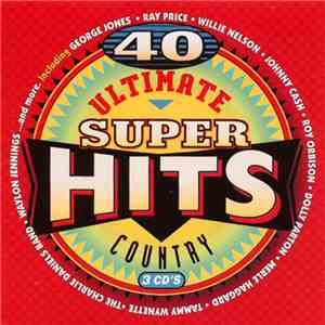 Various - 40 Ultimate Country Super Hits download